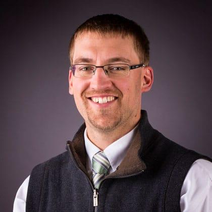 Rick Haluszka, Associate Pastor