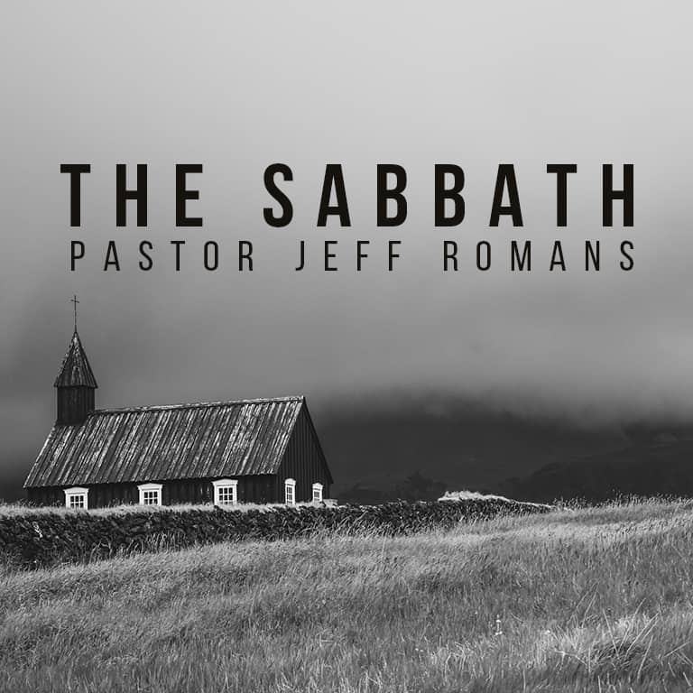 The Sabbath (Part 5)