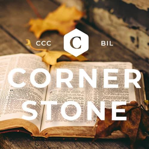 Sunday Morning at Cornerstone